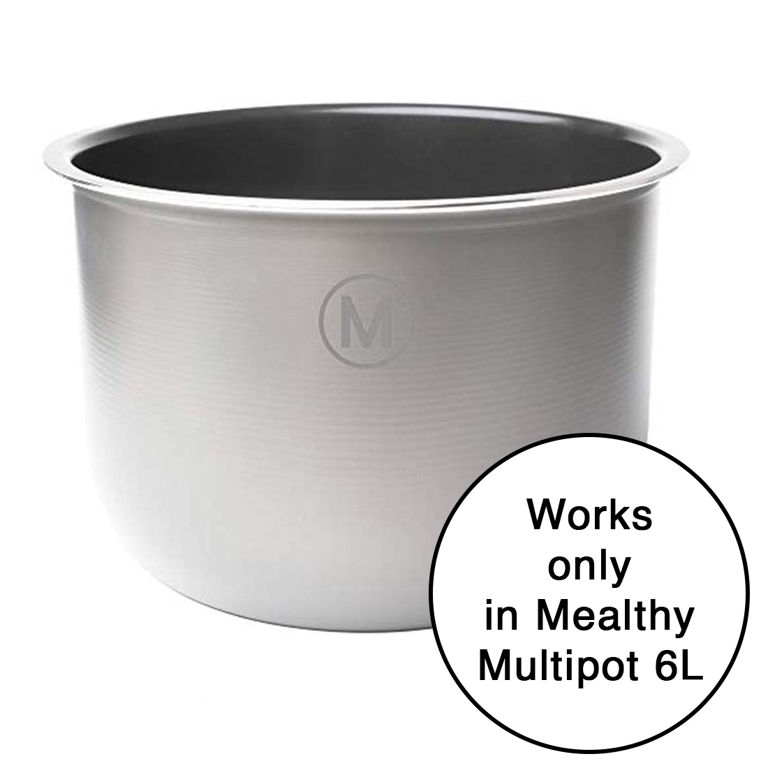 Stainless Steel Pot for 6 Litre MultiPot